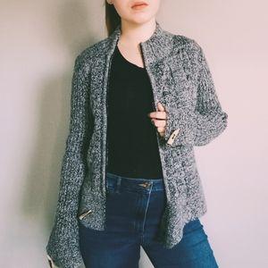 NILS SPORTSWEAR Asymmetrical Sweater